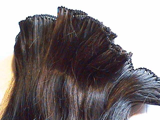 Hand Tied Straight Indian Remy Hair - 4 oz Pack
